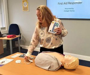First Aid Responder Refesher (FAR) Training Course