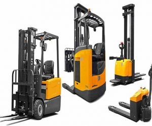 Fork Truck Course